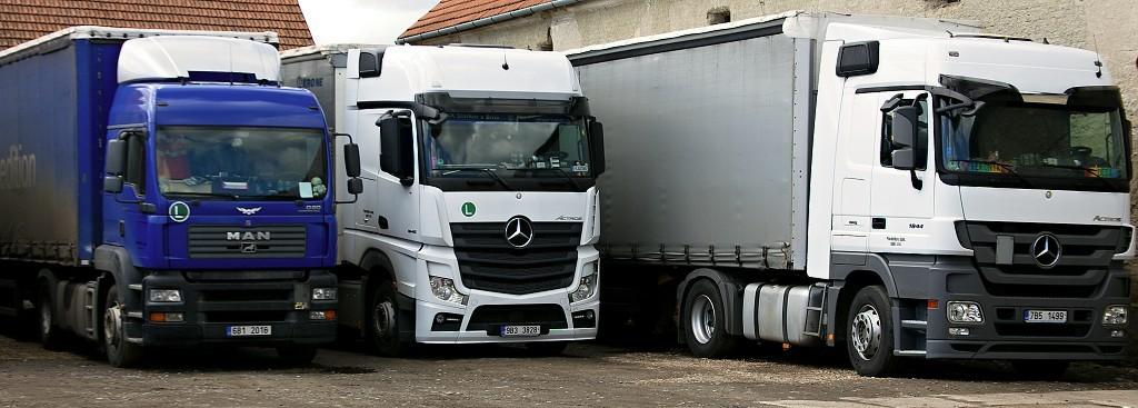 Doprava - logistika - spedice - Plachetka a spol.